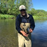 fly fishing burnsville nc