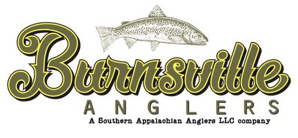 Burnsville Anglers Fishing Guide Service Logo